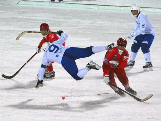 Хоккей с мячом: