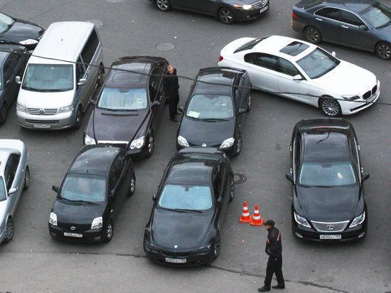 В Новой Москве начали курсировать парконы