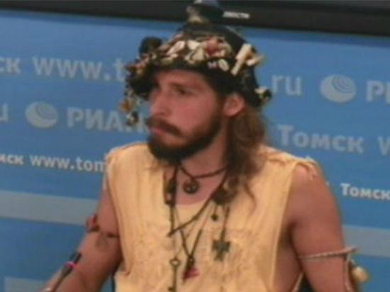 Захваченный сирийскими боевиками томский путешественник Константин Журавлев жив и здоров