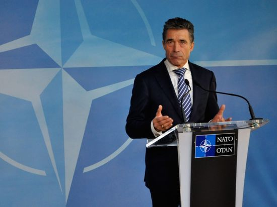 Генсек НАТО: «Россия должна уважать суверенитет Украины»