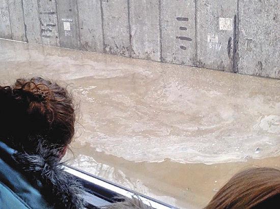 Авария в московском метро показала: подземка не застрахована от технических катастроф