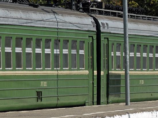Пассажирам электричек придется делать лишнюю пересадку