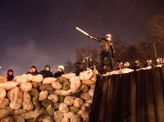 Новый лозунг Майдана: «Хватит переговоров – нужна война!»