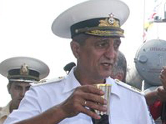 Зам командующего Черноморским флотом был уволен со службы: оказался слишком яркой фигурой