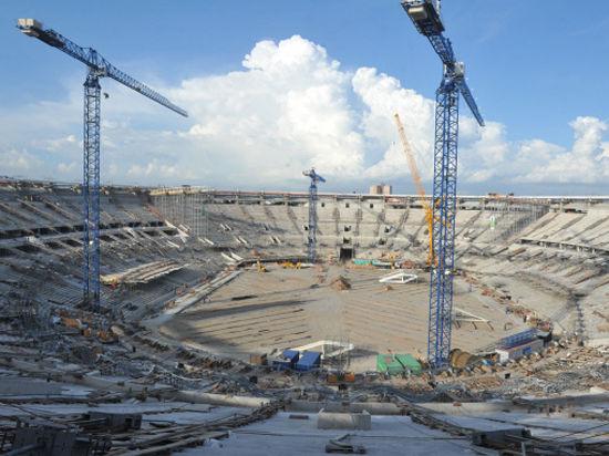 ЧМ-2014: Россия «поселится» у стадиона «Маракана»