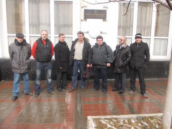 Ростов-на-Дону: «Нет – неонацизму в Украине!»