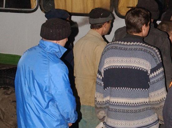 В Подмосковье обнаружены 2,5 тысячи нелегалов и 70 тонн поддельной одежды
