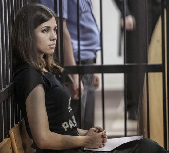 Надежда Толоконникова вышла на свободу