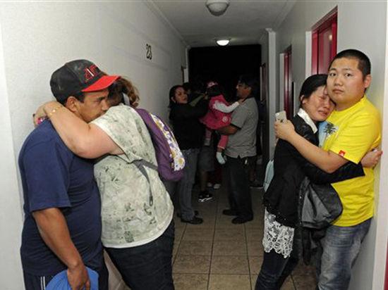 В Чили 300 женщин-заключенных устроили побег, воспользовавшись землетрясением