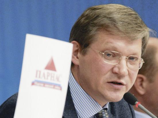 Владимир Рыжков: «Немцов и Касьянов— банальные рейдеры»
