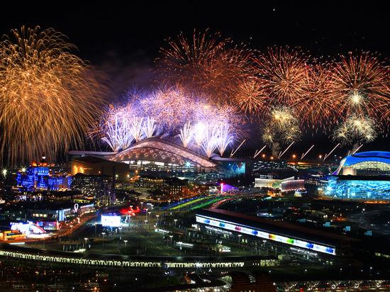 Во время церемонии закрытия Игр в Сочи, над олимпийской трассой развеяли прах фристайлистки