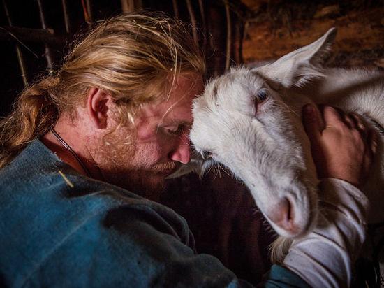 Один в прошлом, не считая козы