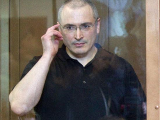 Чиновники ФСИН называют оформление загранпаспорта Ходорковскому «подарком от Деда Мороза»