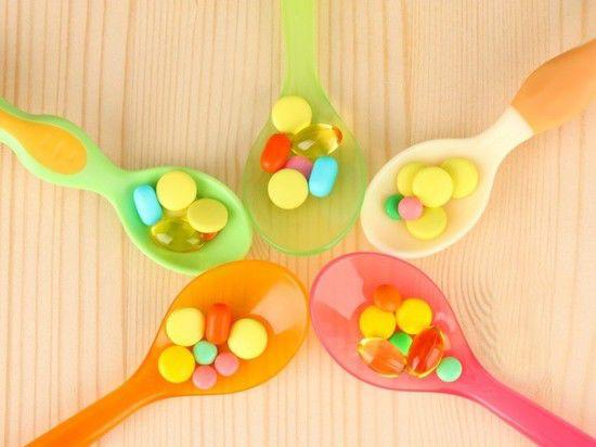 Выбираем  витамины для малышей