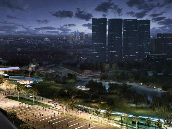 Объявлены результаты конкурса на проект парка