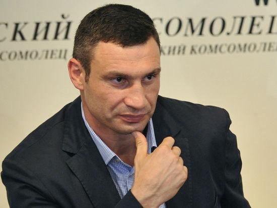 Виталий Кличко: «Я не завершал карьеру!»