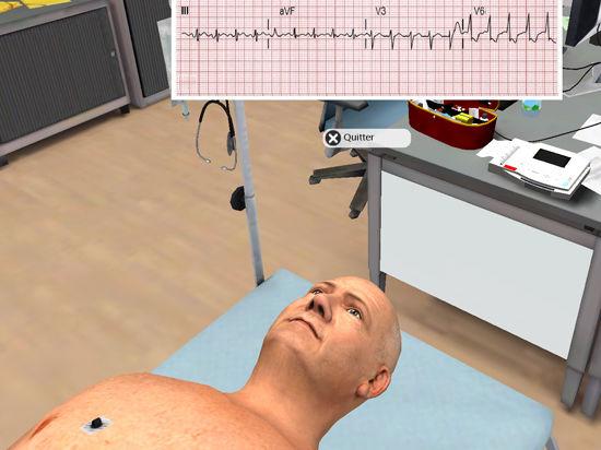 Российских кардиологов заставят играть в компьютерные игры