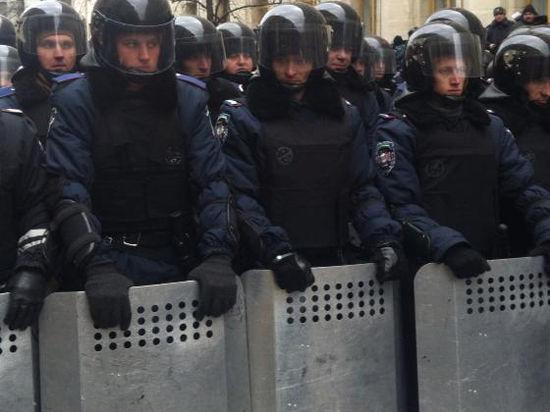 МВД Украины вспомнило, что