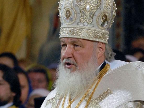 Патриарх Кирилл обрушился на противников строительства 200 столичных храмов