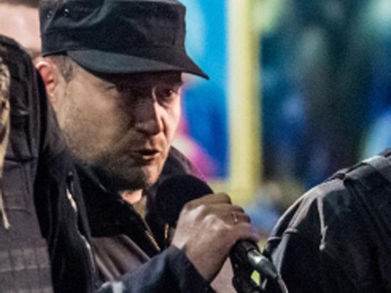 Дмитрий Ярош: «Янукович был испуган!»