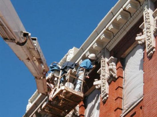 Здания в центре столицы будут реконструированы