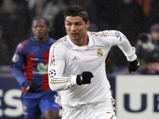 Криштиану Роналду - самый забивной португалец