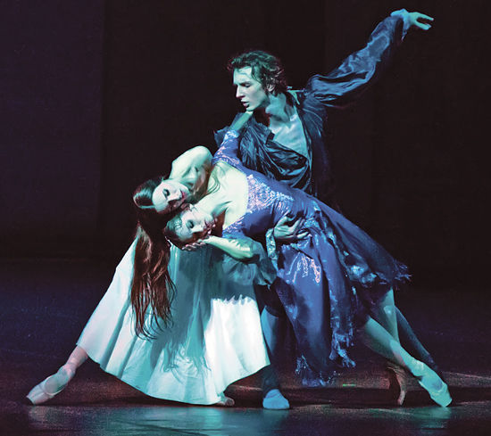 Блеск и нищета балетных куртизанок