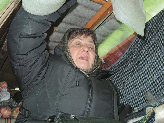 «МК» помог женщине-инвалиду, проводившей пикет в сквере.