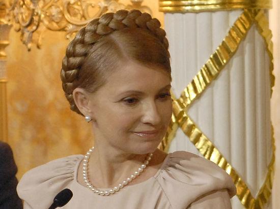 Тимошенко предлагает донецким протестующим сесть за «круглый стол»