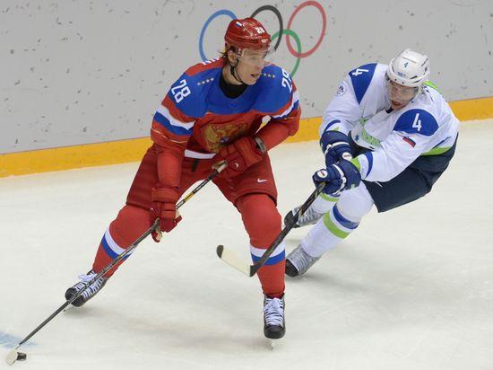 Сборная России по хоккею выиграла первый матч на Олимпиаде