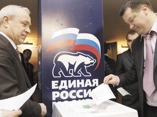 Единороссы пойдут на выборы в Мосгордуму без фигового листка