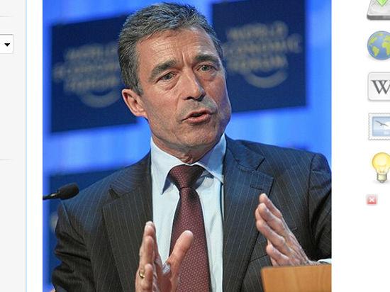 Генсек НАТО — России: шаг назад!