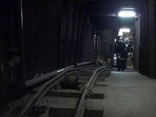 На шахте в Кузбассе произошло обрушение