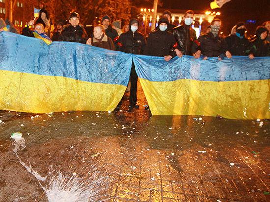 Донбасс восстал против Украины. Бурлит весь Юго-Восток