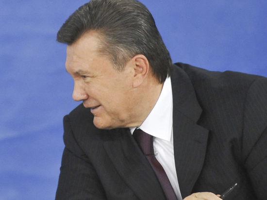 Янукович согласился на досрочные выборы