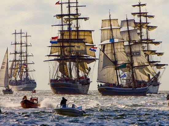 Черноморская регата-2014 станет знаковым событием для Новороссийска и Сочи