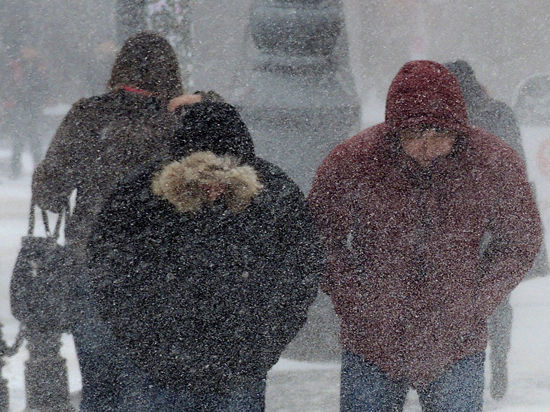 Усиление мороза прогнозируют на ближайшие дни синоптики