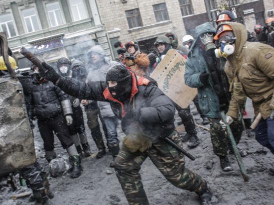 Корреспондент «МК» наблюдает за перемирием в Киеве