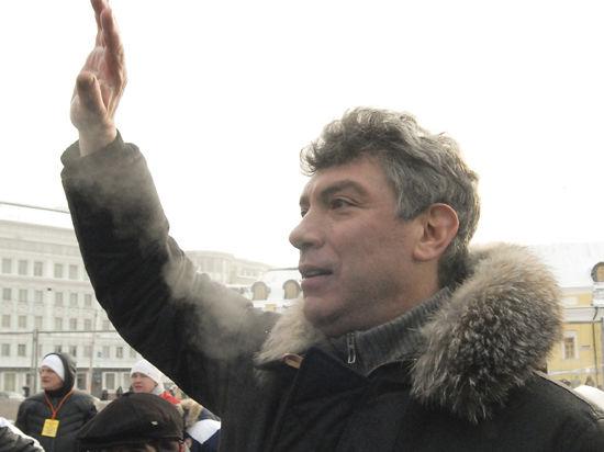 Борис Немцов дал показания по «Болотному» делу