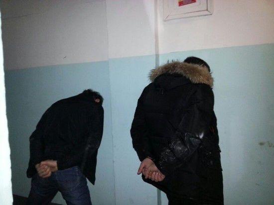 Сотрудники Московского уголовного розыска обезвредили банду разбойников