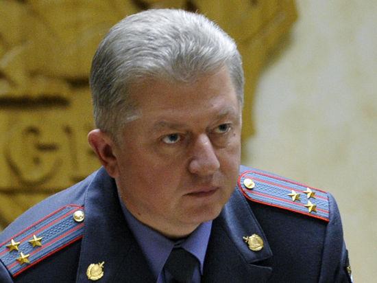 Путин уволил главу московской ГИБДД