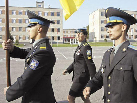Украина объявила мобилизацию