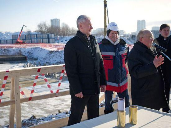 В Раменках откроют крупнейший комплекс общежитий МГУ