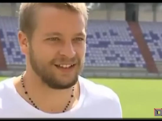 Немецкий футболист Эберт перейдет в