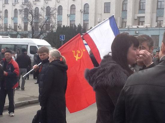 Пророссийскими протестами на Украине займутся зарубежные наемники