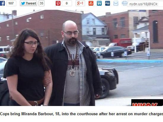 Американка Барбур созналась в убийстве 22 человек