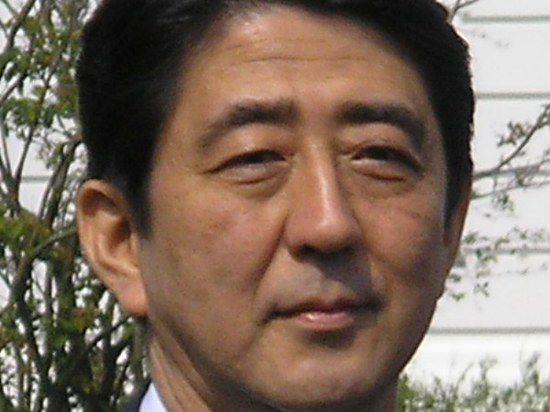 Премьер-министр Японии Синдзо Абэ не приедет на церемонию открытия Игр в Сочи