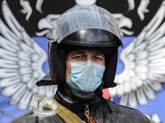 В украинском Минобороны опровергли переход БТРов на сторону ополченцев в Краматорске
