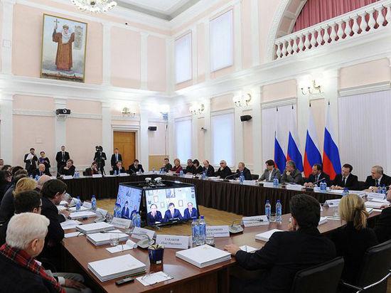 Путин попросил у Мединского гарантий для Татьяны Дорониной