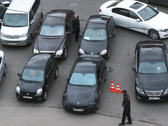 Платные парковки уйдут за Садовое
